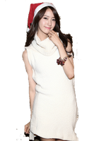 SNSD Yoona Christmas ~PNG~ by JaslynKpopPngs