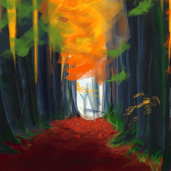Painting Practise by Justyne