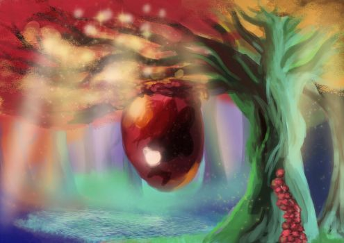 The Tree of Life by Hawkheart11
