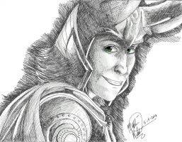 God of Mischief by MiRandom21