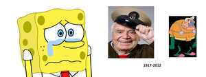 Rip Ernest Borgnine by MarcosLucky96