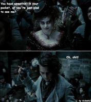 Sweeney Todd - Pocket xD by Anilewka