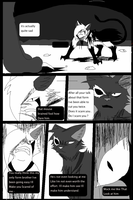 Shadow claw vs Shadow frost finale manga page 8 by ShadowClawZ