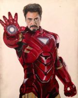 Ironman by solisthe1