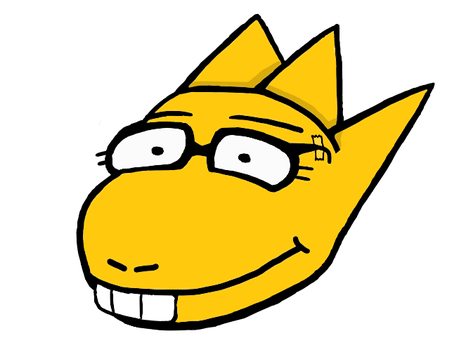 Alphys by OppoQuinn