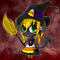 Candied Witch by LuvDietCoke10006