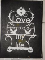 Love Ruined My life by biralize