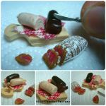 Puddings 'n salame by WithaTouchofFantasy