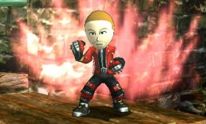 Evil Cole MacGrath in Smash Bros. by SonicPal