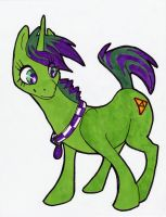 My Little Pwny by TheSolitarySandpiper