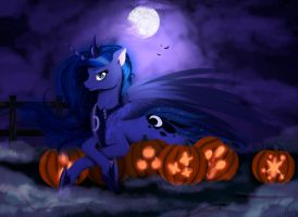 Pumpkins Moon by Vinicius040598