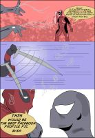 SPIDER-MAN vs DEADPOOL pg. 2 by ProjectCornDog