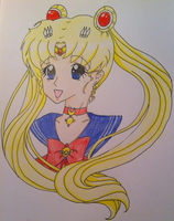 Sailor Moon Crystal by prettycure97