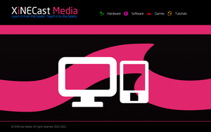XiNECast Media by andreascy