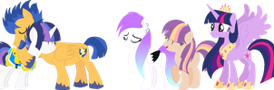 ''I've missed you guys so much.'' by BlueRainiPony