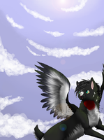 To The Sky by IceShadow27