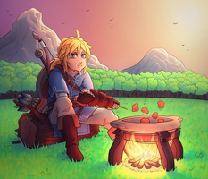 Breath of the Wild by Furin94
