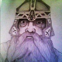 Gimli (Lord of the Rings) by LordKarotthofen