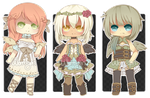 [CLOSED]  Angel Adopts by WanNyan
