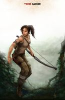 Tomb Raider: Reborn by alo4477