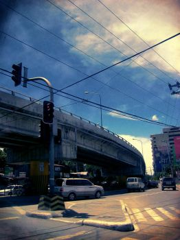 City Lines by Chexee