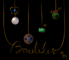 Baubles by Neeneem