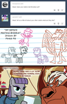 Ask Maudlyn 7 - Maud's Sisters by FlyingBrickAnimation