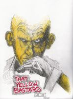 That Yellow Bastard by Soloboy5