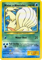 RQ-10 Water z-Ninetales by FlamingClaw