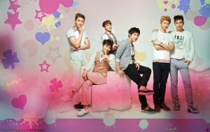 2PM - think pink by Sweetkrystyna
