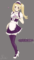 Welcome to Maid Cafe by TheInnocentDevil