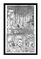 FUNHOUSE of HORRORS 3 Page 6 by RudyVasquez
