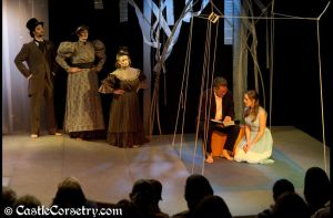 Eurydice Production by CastleCorsetry