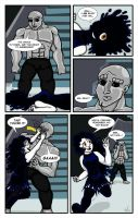 Villainy 1: Page 19 by excelcomics