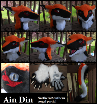 Ain Dyn sergal partial by Sharpe19