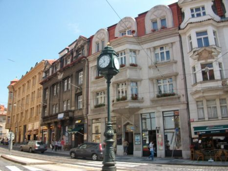 Prague's Street by crista-coeur3