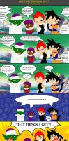 DBZ-THAT THINGS A GUY? by AnimeSplooferCorp