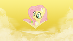 Fluttershy Wallpaper by MLP-Mayhem