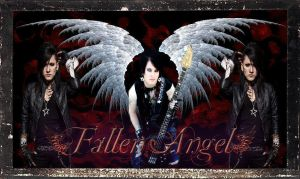Fallen Angel Pic by Gothic-Rebel
