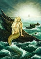 The Siren's Call by KathrynWhiteford