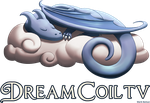 Commission: DreamCoiltv Logo by MarikBentusi