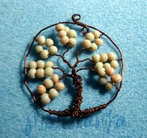 Tree of Life by motemanikabeads