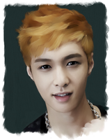 Lay phone drawing by SMoran
