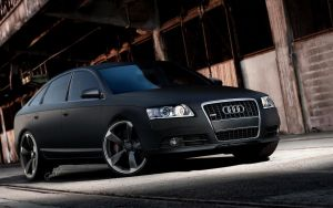 Audi A6 S-line by GoodieDesign