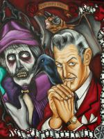 Dr Death and mister Price by MarjorieCarmona