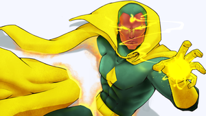 Avengers: Vision by Bostonology