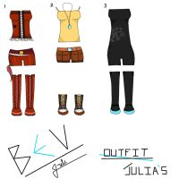 Outfit Design BEV by LilMissJulianne