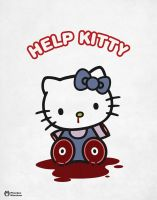 Help Kitty by phoebus-chango