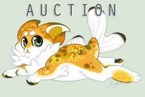 Anubias Auction-Sunflower *CLOSED* by SinCommonStitches
