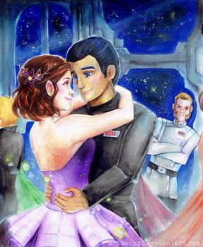 Imperial Dance by bethanyXD